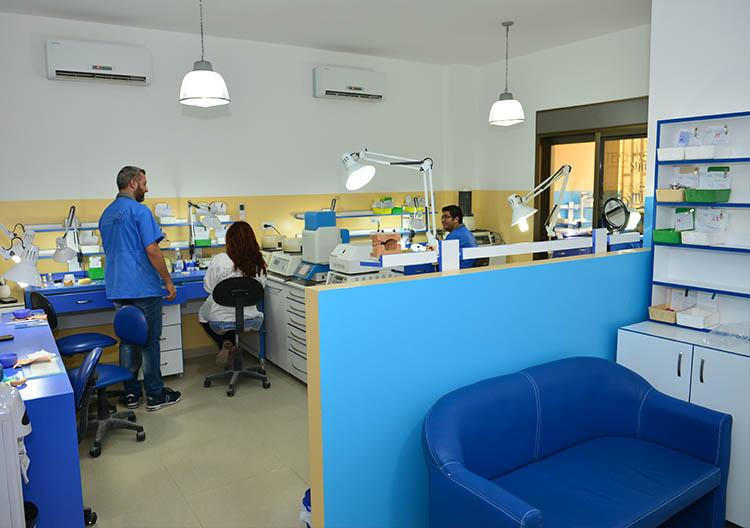 Dental Lab Beirut Lebanon - Techno Smile Lebanon